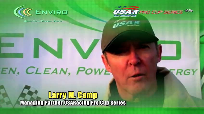 Pro Car Series Tries Green Plus
