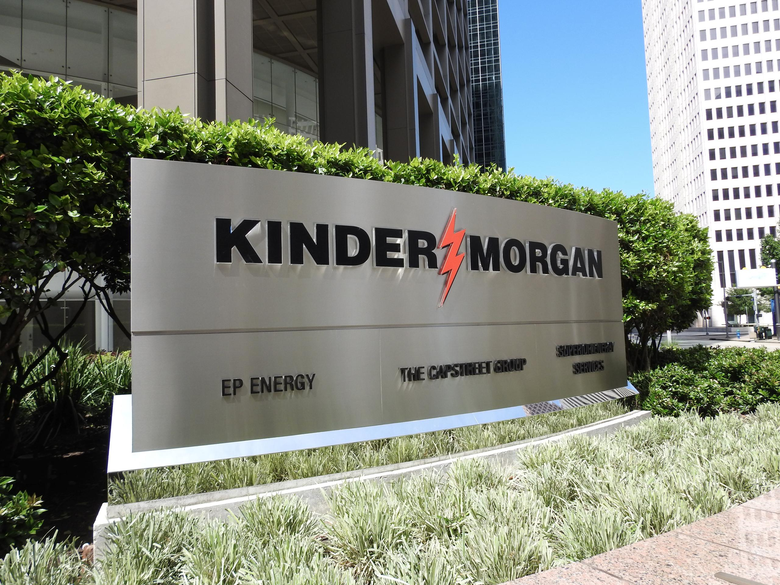 Kinder Morgan going Biofriendly