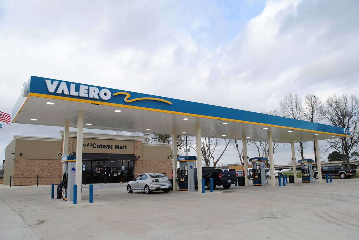 Valero and Nustar select Biofriendly