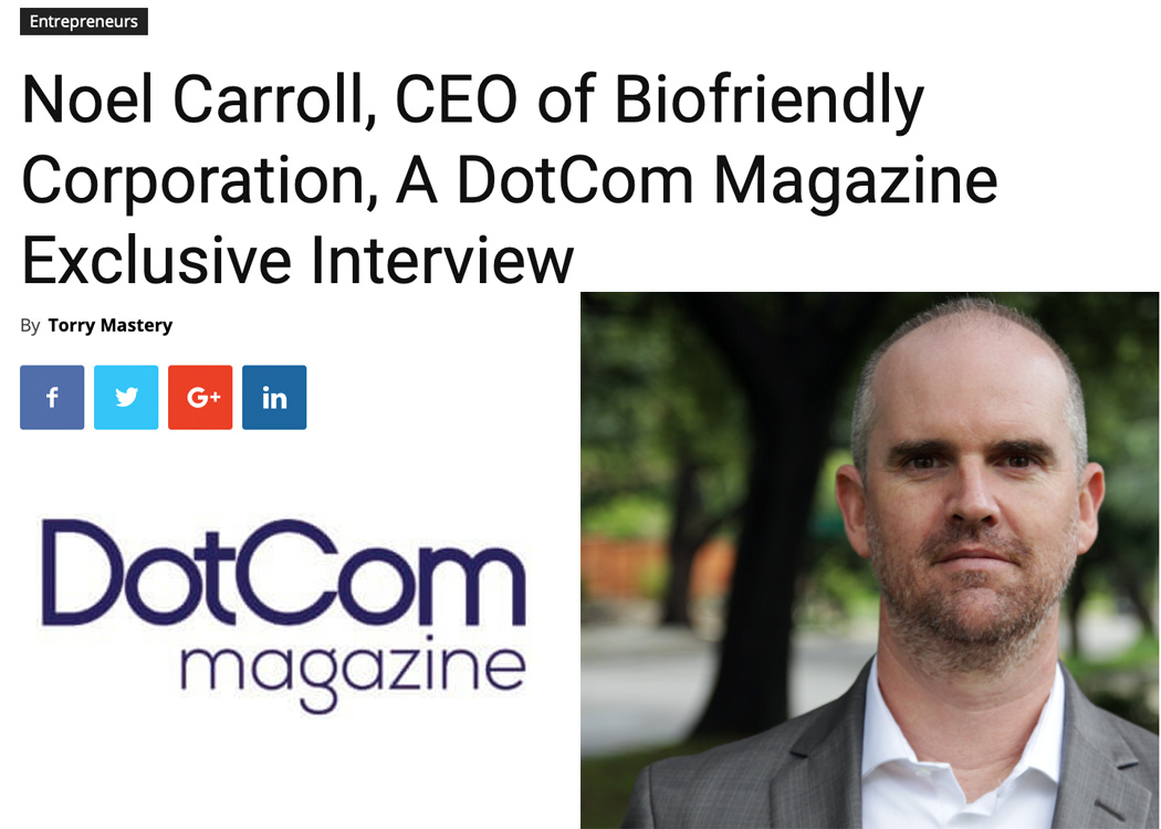 A DotCom Magazine Interview with Noel Carroll